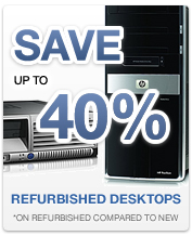 Refurbished Desktop Promo